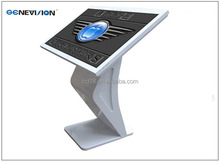 Lobby Multi Touch Screen Kiosk With Wireless Wifi/stand wifi usb lcd monitor