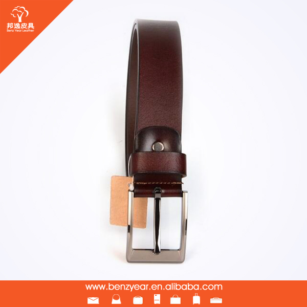 men genuine leather belt in bulk with good quantity