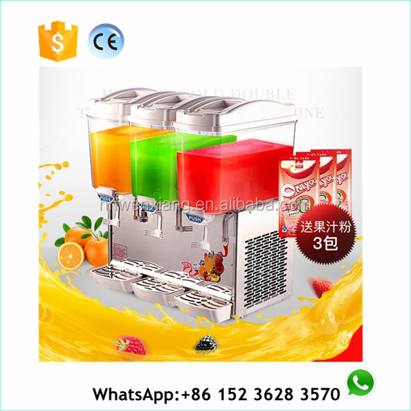 Cold beverage juice dispenser machine/ hotel juice machine dispenser