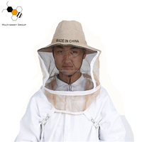Beekeeper cowboy hat and veil bee hat BH-1