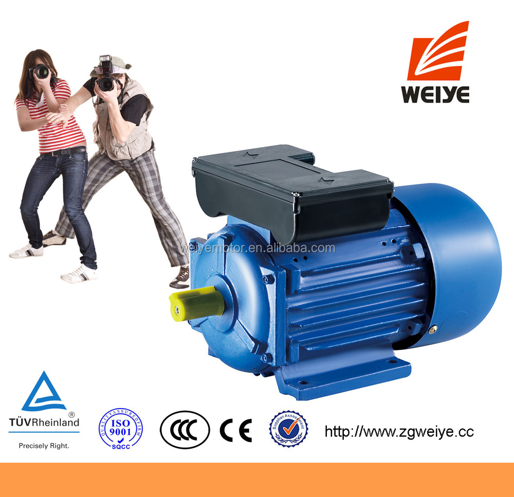 Iec Standard General Single Phase 2hp Electric Motor