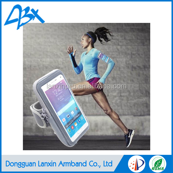 Armband case for iPhone 6/6s Plus and waterproof case for xiaomi mi4