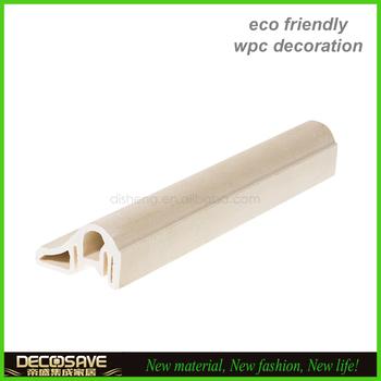 Beautiful wpc decorative polyurethane cornice molding for Advanced molding and decoration