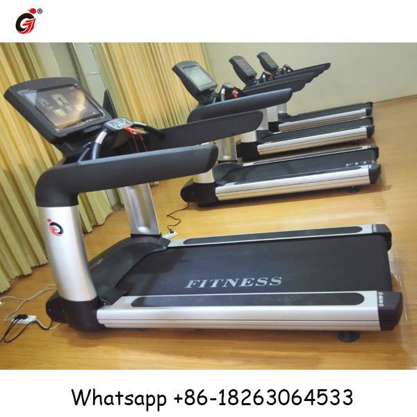 Body building fitness equipment commercial treadmill JG9502 gym equipment