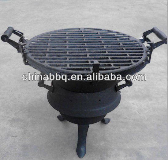 cast iron round barbecue grills fonte plaque de barbecue. Black Bedroom Furniture Sets. Home Design Ideas