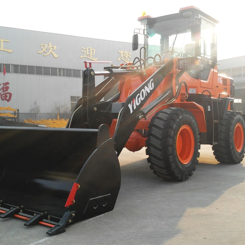 FUKAI ZL-940 2 TON CHINESE WHEEL LOADER SMALL LOADER FRONT END LOADER PRICES