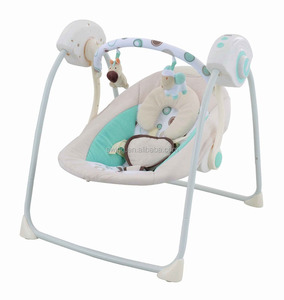 automatic swing indoor baby swing rocking swing,baby product factory,baby auto cradle swing