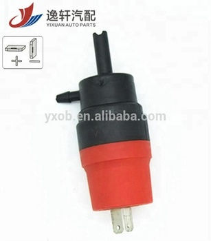 Modern design washer pump for car windshield