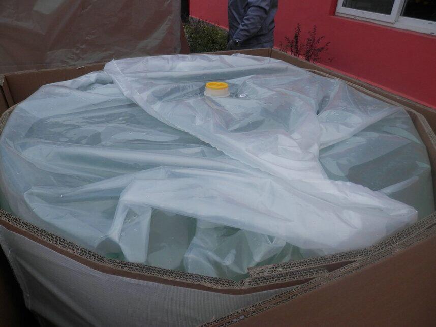 Ibc Container For Non-hazardous Liquid Chemicals,Liquid