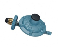 Top quality low pressure stylish portable household gas regulator suitable for 12kg propane tank hot sale in Haiti