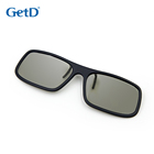 real d 3d clip on glasses with disposable lens CP297G73