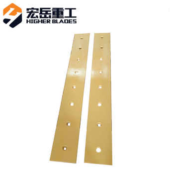 8 holes bulldozer parts cutting edge 107-3484 for sale