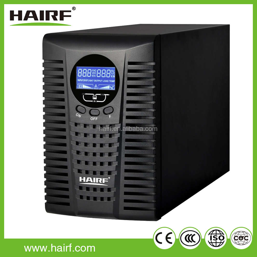 High frequency Tower type 3 phase online UPS 30KVA