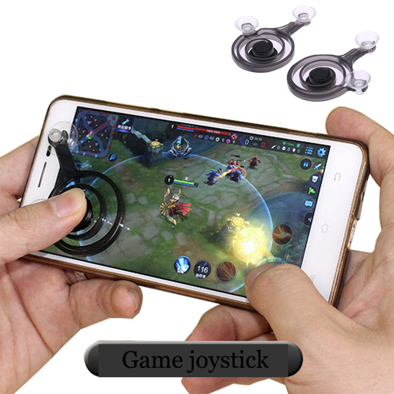 2017 Funny Touch Screen Device Mobile Phone Mini Game Tablet Joystick for android for iphone and for ipad tablet