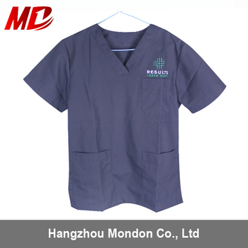 Scrub Suit Design Medical Scrub China Nurse Hospital medical uniforms scrub sets