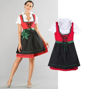 Germany 3 pcs drindle dress hot sale
