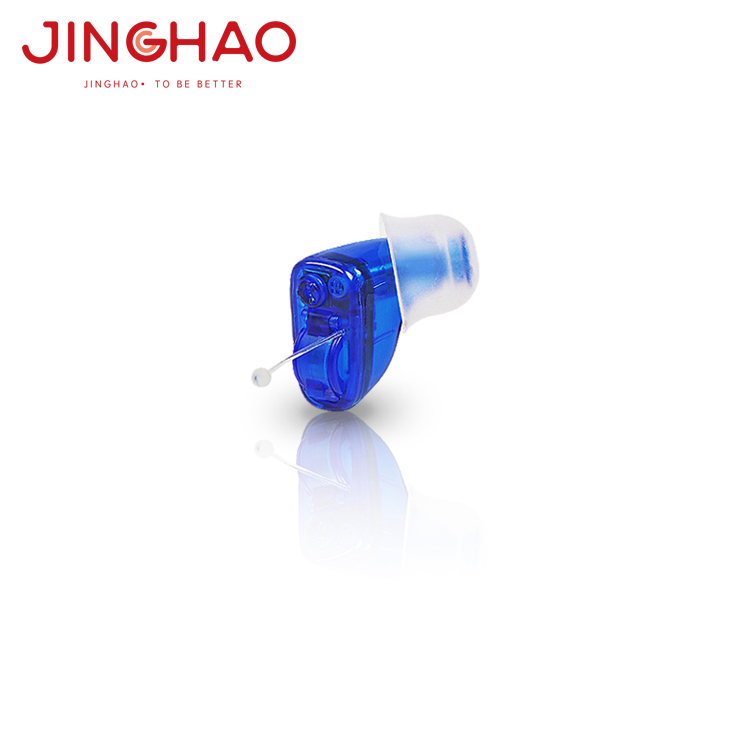Amazon Hot Sale Invisible CIC Hearing Aids Earphone фото