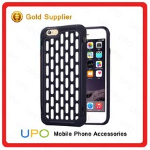 [UPO] Rugged Napoleon Net Mesh Case for iphone 6 6s TPU + PVC Hybrid Protective Phone Case