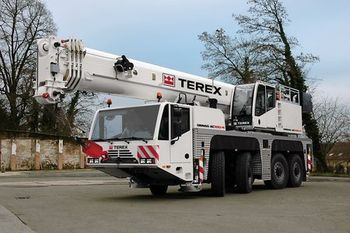 Terex-demag Ac 100-4 New Mobile Crane - Buy Mobile Crane Product on  Alibaba com