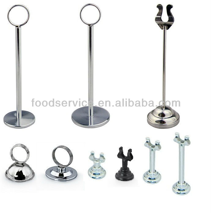 Table Number Holders Holder Card Stand Product On Alibaba