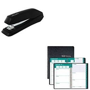 KITHOD29402SWI54501 - Value Kit - House Of Doolittle Express Track Weekly/Monthly Appointment Book (HOD29402) and Swingline Standard Strip Desk Stapler (SWI54501)