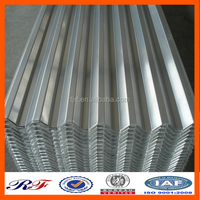Zinc Coated Corrugated Steel Roofing Sheets