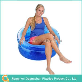 Fesselnd Möbel Wohnzimmer Runde Aufblasbare Sessel Für Erwachsene