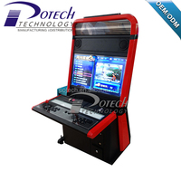 32 Inch 2016 New Amusement Coin Operated Japanese Tekken Street Fighter Arcade Cabinet Video Game Machine