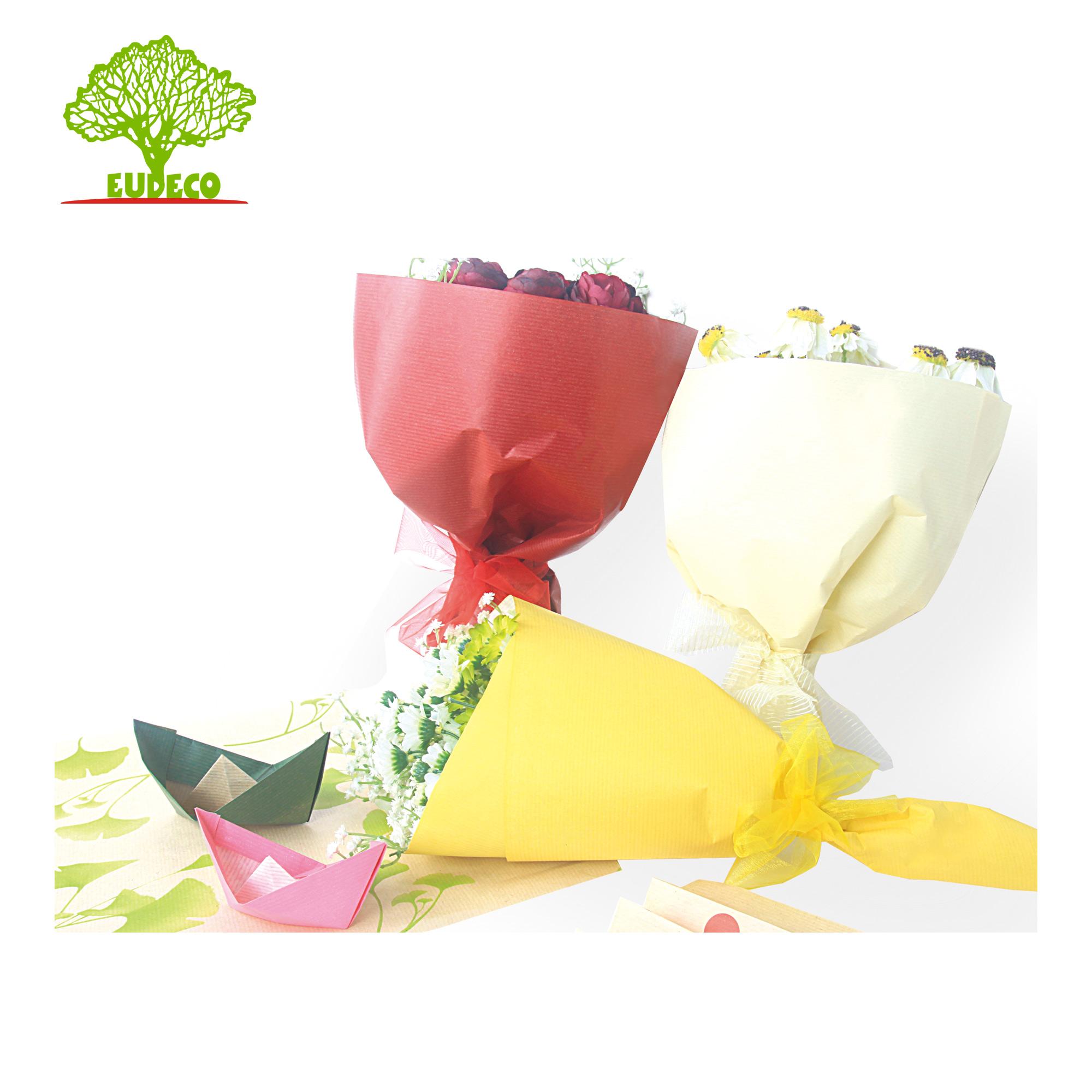 Personalizzato Carta Da Imballaggio Impermeabile Del Tessuto Lenzuola Set Commercio All'ingrosso di Alta Qualità Della Tailandia Con Il Marchio