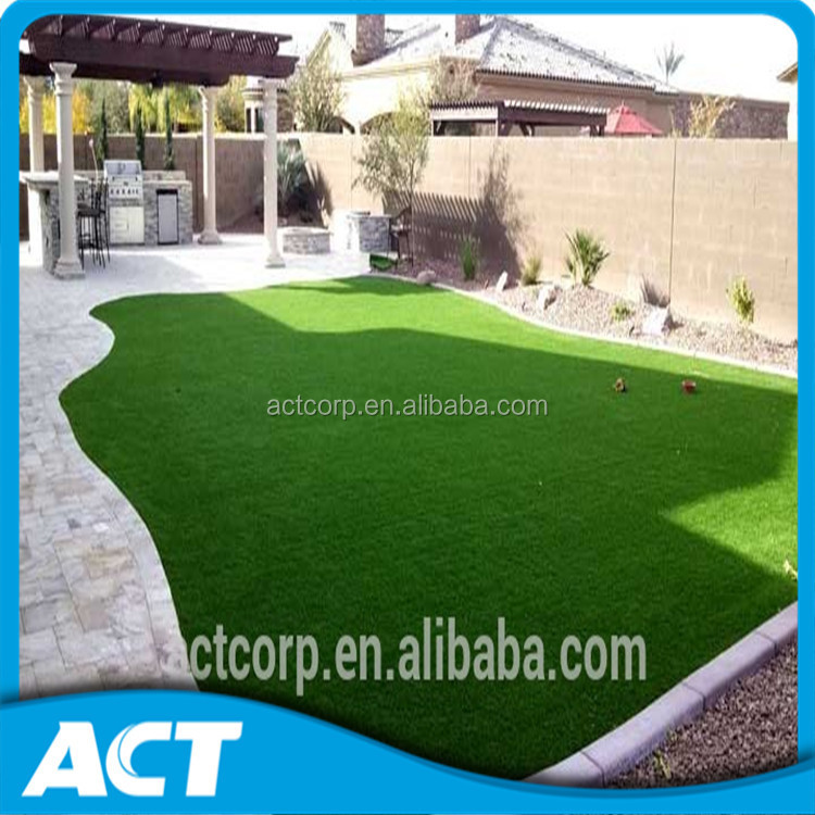 Wholesale chinese artificial landscaping grass carpet synthetic grass for roof,garden,terrace L35-B