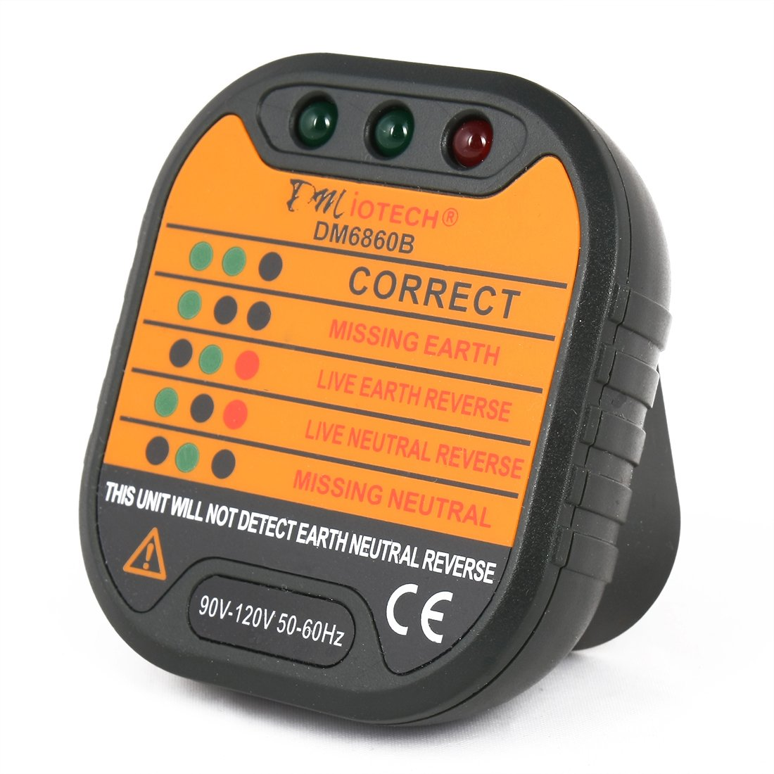 Cheap Outlet Analyzer Find Deals On Line At Alibabacom Gardner Bender Gfi3501 Ground Fault Receptacle Tester And Circuit Get Quotations Dmiotech Us Voltage 90 120v Ac Socket Meter Live