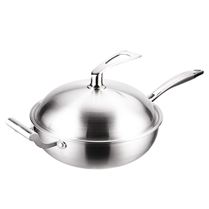 Stainless Steel Non Stick Frypan