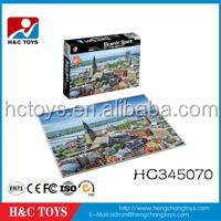 Produk Baru Panas untuk 2018 dengan Harga Murah Anak-anak Cerdas Kayu Jigsaw Puzzle Mainan HC332124