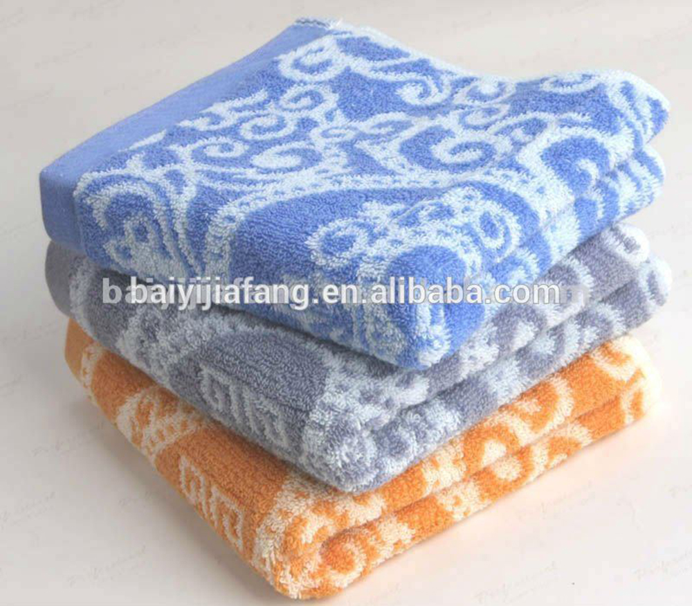 High quality Australia jacquared towel