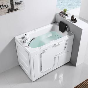 FICO lowes walk in bathtub with shower FC-2129