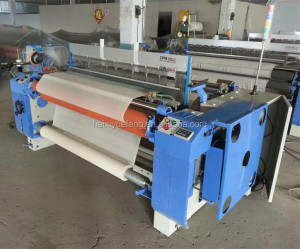 China textile YueFeng saree making in Surat textile machines high speed used power tsudakoma water jet looms