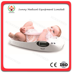 SY-G068 Guangzhou Digital Baby weighing Scale set baby infant measuring scale