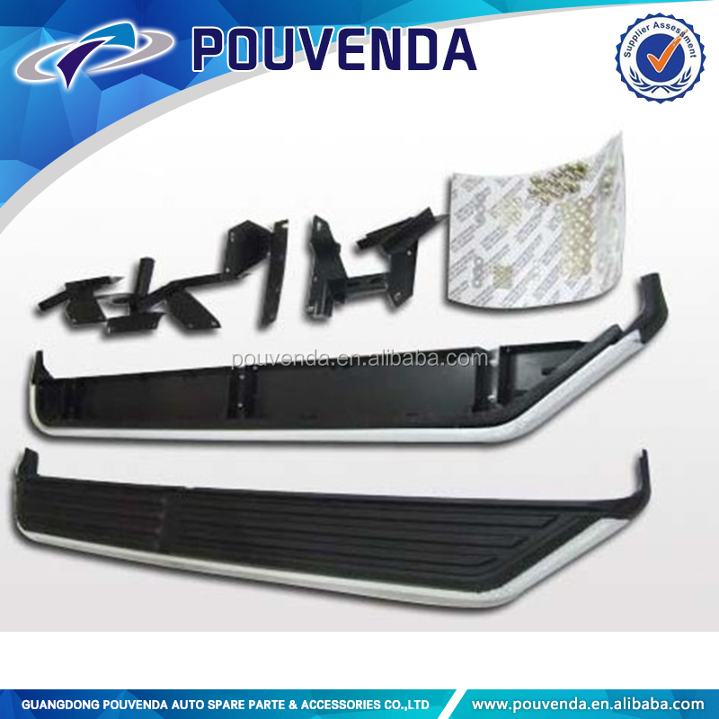 High quality running boards Side step For Discovery 4 , Car 4x4