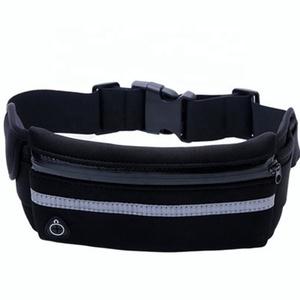 9aa8370e8e95 2019 Hot Sale Running Belt Waist Pack Cycling Bag Waterproof Runners Belt  Phone Fanny Pack For