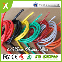 VDE approval silicone rubber cable 1.5mm silicone wire