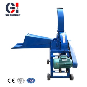 small farm equipment hay chopper for cattle goat feed