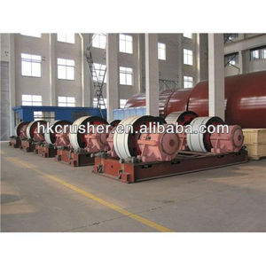 used in cement plant calcination rotary kiln