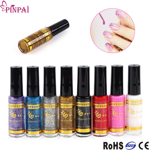 Pinpai brand nail salon kit Brush Drawing Painting Pen Nail Polish