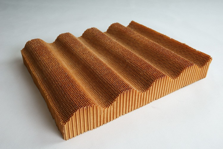 Low Cost Fiberglass Honeycomb Sandwich Panel For Packaging