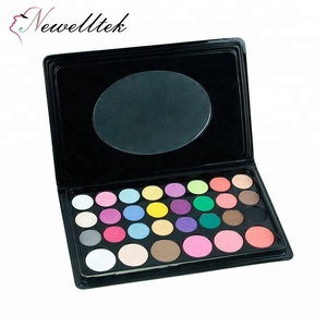 Beauty Cosmetics Private Label Natural Eyeshadow Palette OEM Eye Shadow Makeup 30 Colors Powder Pigment Mineral Eyeshadow