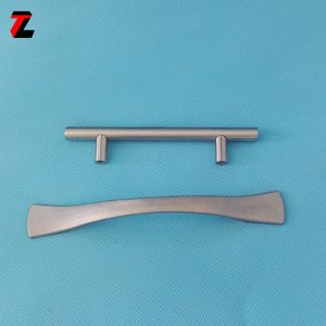 SMALL Square 6inch HANDLE casting handle concealed door handle