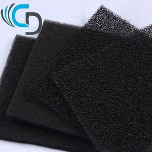 polyether foam air filter foam material Factory directly