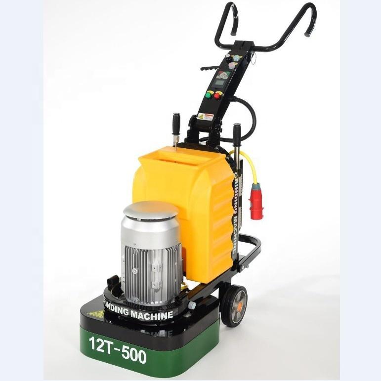 0-1500 rpm 큰 영역 대리석 연마 기계 지면 광택기
