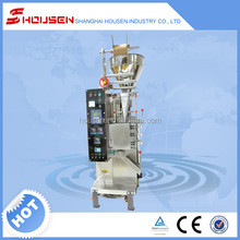 Shanghai manufacturers sturdy construction Automatic Shampoo Pouch packing Machine