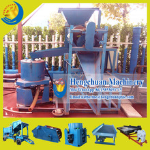 China Supplier Shandong Hengchuan Small Scale Gold Mining Equipment for Gold Exploration